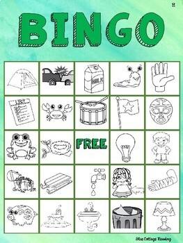 Blend Bingo