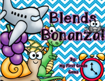 Blends Bonanza!
