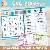 Blend Boogie - Boggle / Blends / Onset and Rhyme / Spelling / Vocabulary