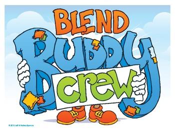 Blend Buddy Crew Poster