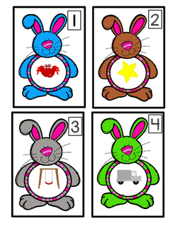 Blend Bunnies Write the Room