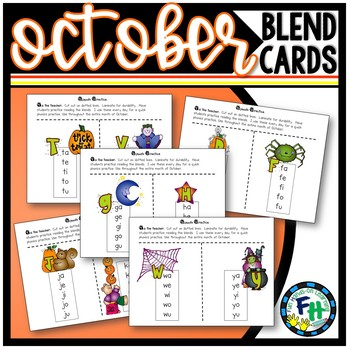 Blend Cards (October)