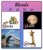Blend Chart