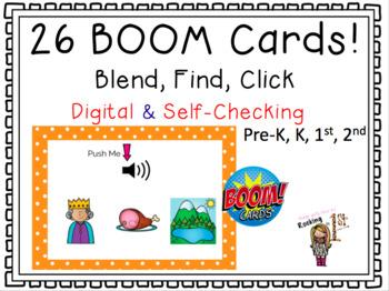 Blend & Click Boom Cards!