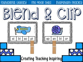 Blend & Clip