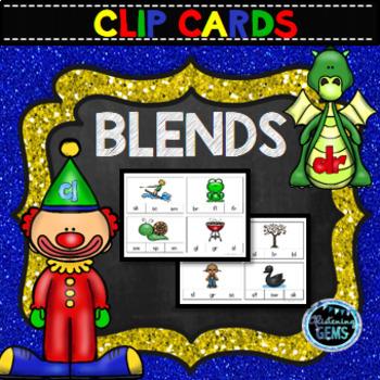 Blend Clip Cards