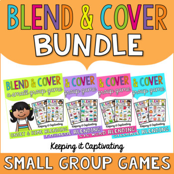 Blend & Cover {Bundle}