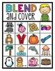 Blend & Cover {Syllable Blending}