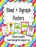 Blend & Digraph Posters