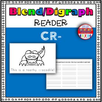 Blend & Digraph Readers: CR Blend