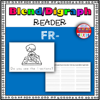 Blend & Digraph Readers: FR Blend