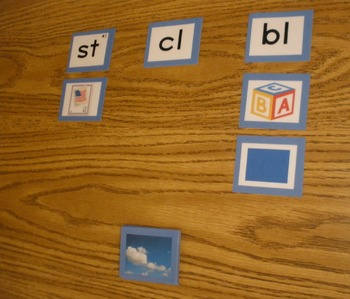 Blend Digraphs - A Great Hands-On Literacy Station