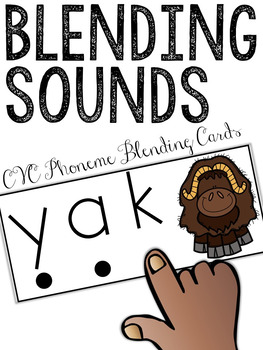 Blend - 'Em! CVC Words