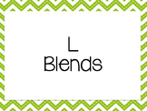 Blend Flashcard/Workmats