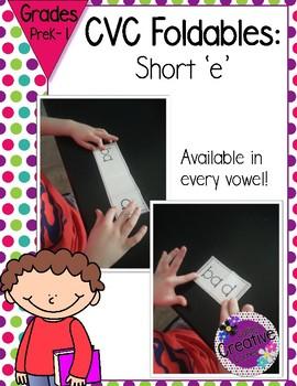 CVC words - Short E - Blending Sounds