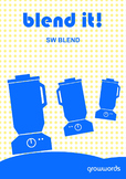Blend It! SW Blend. Target s blends in speech therapy (Phonology & Articulation)
