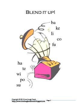 Blend It Up Hide n' Seek