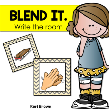 Blend It - Write the Room