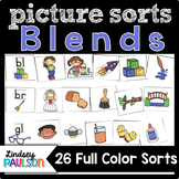 Blend Picture and Word Sorts