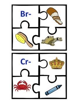 Blend Puzzles