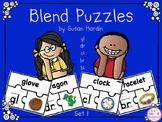 Blend Puzzles - set 1