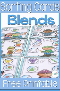 Blend Snowballs Word Work