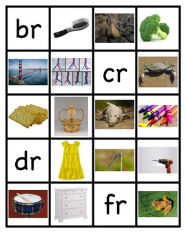 Blend Sort with Pictures