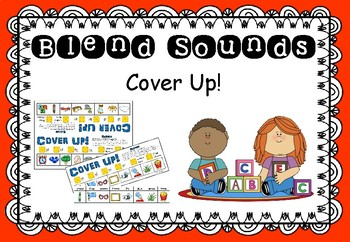 Blend Sounds - Cover Up!