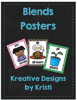 Blend Sounds Posters