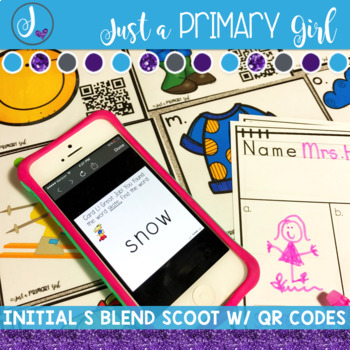 Blend Word Scoot