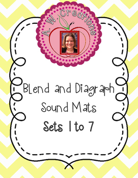 Blend and Diagraph Sound Mats PSF