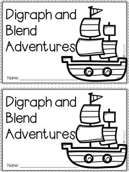 Blend and Digraph Adventures