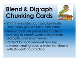 Blend and Digraph Chunks