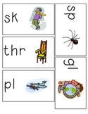 Blend and Digraph Flashcards