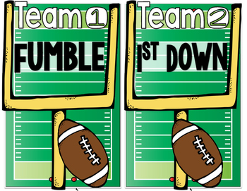 Blend and Digraph Football