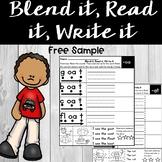 Blend  it, Read it, Write it Sample