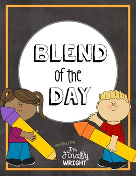 Blend of the Day