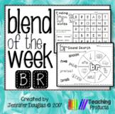 Consonant Blend BR Digraph