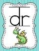Consonant Blend DR Digraph
