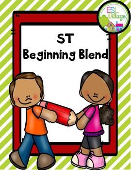 Beginning Blend {st}
