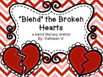 """Blend"" the Broken Hearts"