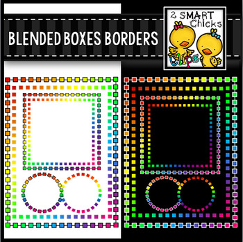 Blended Boxes Borders