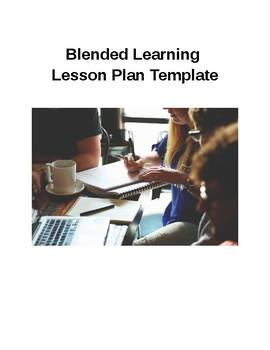 Blended Learning Lesson Plan Template