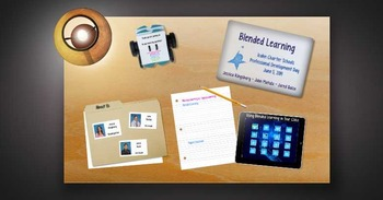 Blended Learning Prezi and Editable SmartBoard Setup for U