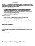 Blended Learning - Rosetta Stone - Introduction Letter and