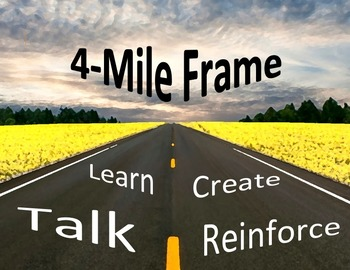 4-Mile Frame ~ Planning for Personalized and Blended Learning