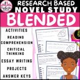 Blended by Sharon Draper Novel Study