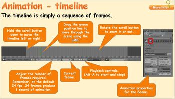 Blender 3D - (14-15) animating using time frames and rigid bodies
