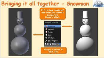 Blender 3D - (3-15) BUNDLE