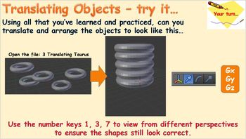 Blender 3D - (3-5) creating, selecting and transforming objects